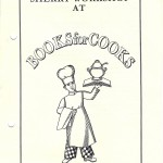 Books for Cooks course