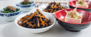 Hijiki Seaweed and Carrots